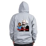Reject Obammunism anti-Obama Zip Hoodie