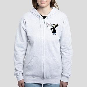 Scott Designs Women's Zip Hoodie