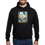 Bulldog Agility Design Hoodie (dark)
