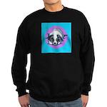 Australian Shepherd Puppy Sweatshirt (dark)