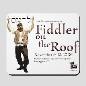 Lyric Fiddler '06 Mousepad