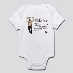 Lyric Fiddler '06 Infant Creeper