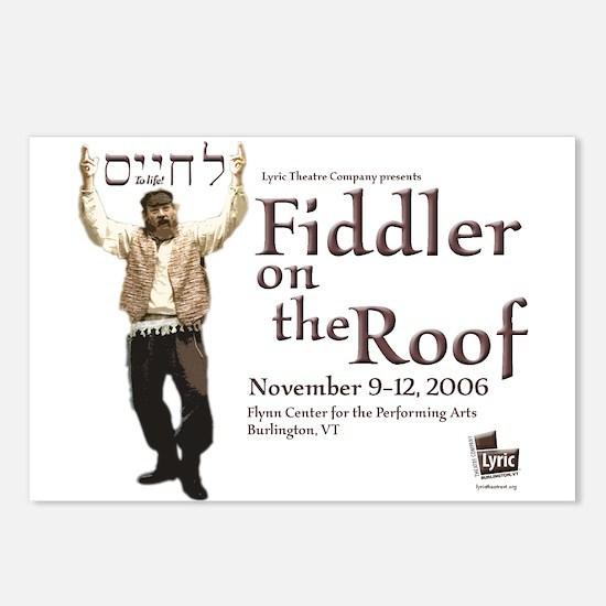 Lyric Fiddler '06 Postcards (Package of 8)