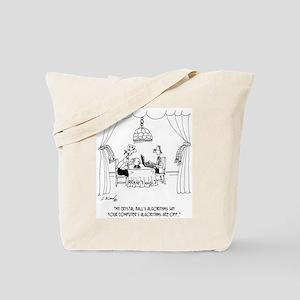 Algorithm Cartoon 7097 Tote Bag