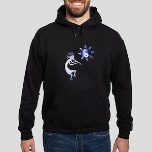 Yin Yang Sun Hoodie (dark)