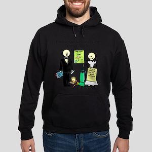 The Groom Hoodie (dark)