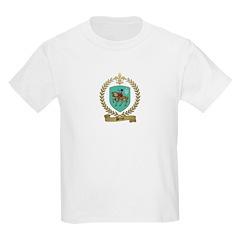 PERROT Family Crest Kids T-Shirt