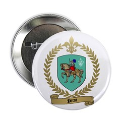 PEROT Family Crest Button