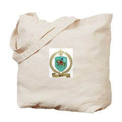 PEROT Family Crest Tote Bag