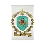 PERRAULT Family Crest Rectangle Magnet (100 pack)
