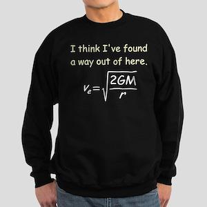 Escape Velocity Sweatshirt (dark)