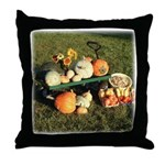 Fall Bounty Throw Pillow