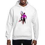 Latin Dancer #2 Hooded Sweatshirt
