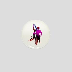 Latin Dancer #2 Mini Button