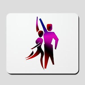 Latin Dancer #2 Mousepad