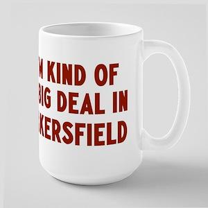 Big Deal in Bakersfield Large Mug