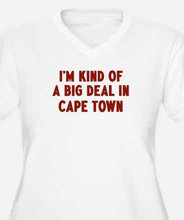 Big Deal in Cape Town T-Shirt