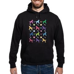 American Bulldog Designer Hoodie (dark)