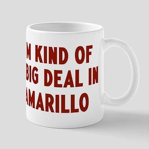 Big Deal in Amarillo Mug