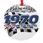 1970 carlegends Ornament