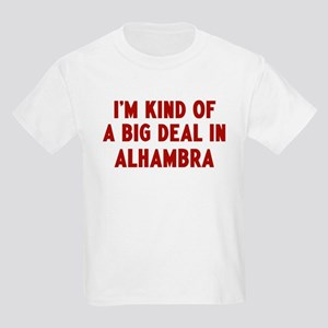 Big Deal in Alhambra Kids Light T-Shirt