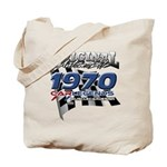 1970 carlegends Tote Bag