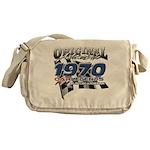 1970 carlegends Messenger Bag
