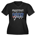 1970 carlegends Plus Size T-Shirt