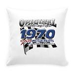 1970 carlegends Everyday Pillow