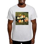 Fall Bounty Ash Grey T-Shirt