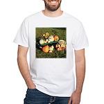 Fall Bounty White T-Shirt