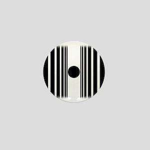 Doppler Effect Mini Button