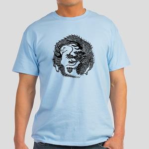 Japanese Dragon Crest Light T-Shirt
