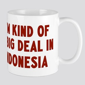 Big Deal in Indonesia Mug