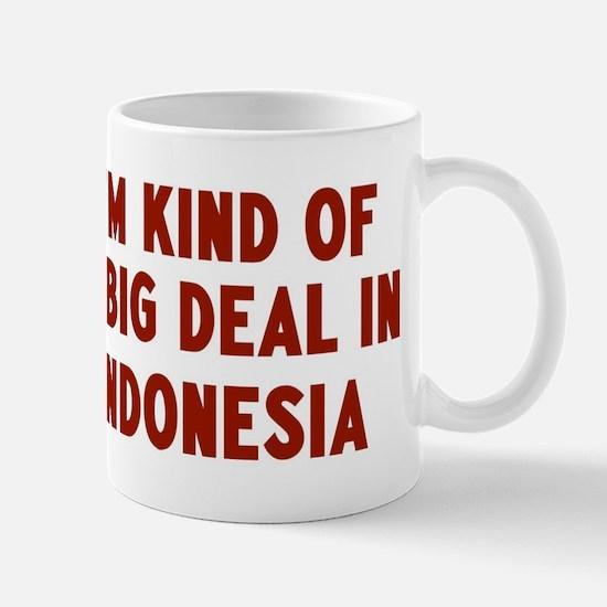 Big Deal in Indonesia Mug
