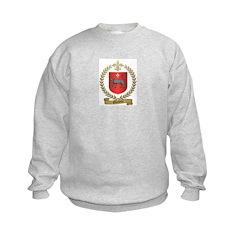 OUELLETTE Family Crest Sweatshirt