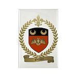 ORILLON Family Crest Rectangle Magnet