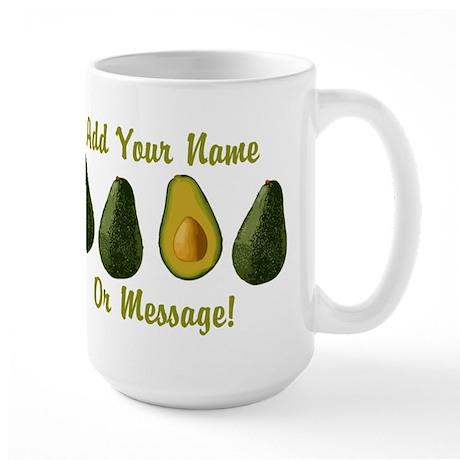 250c028ce5 Men CafePress Emoji Avocado Vegan Footed PJs