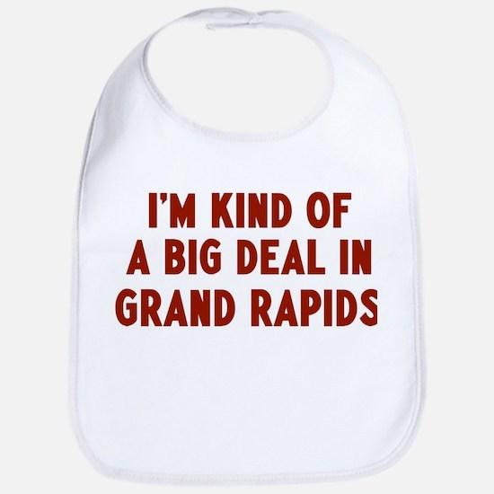 Big Deal in Grand Rapids Bib
