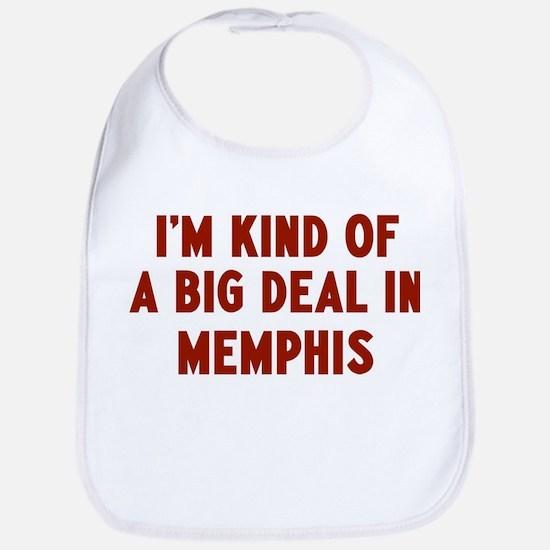 Big Deal in Memphis Bib