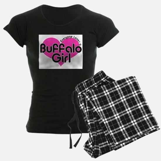 bflogirlheartcrop Pajamas