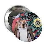 Susie Rabbit's Christmas Button
