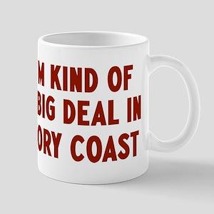 Big Deal in Ivory Coast Mug