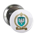 NICOLAS Family Crest Button