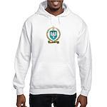 NICOLAS Family Crest Hooded Sweatshirt