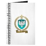 NICOLAS Family Crest Journal