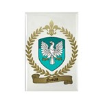 NICOLAS Family Crest Rectangle Magnet (100 pack)