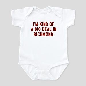 Big Deal in Richmond Infant Bodysuit