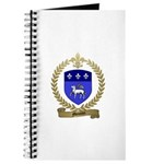 MOUTON Family Crest Journal