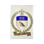 MOULAISON Family Crest Rectangle Magnet